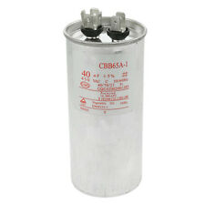 Air Conditioner Non Polar 40uF AC 450V 50/60Hz Motor Capacitor CBB65A-1 BT