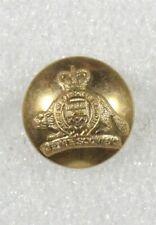 Canadian Army Uniform Button: Royal 22e Regiment Q/C (20mm)