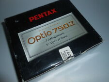 Pentax Optio 750Z Digital Camera Optio750Z / 5* CONDITIONS IN BOX