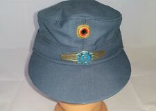GERMANY AUTHENTIC POST WW2 FEDERAL AGENCY FOR TECHNICAL RELIEF HAT:US7 1/4EU58