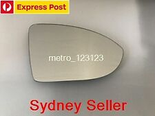 RIGHT DRIVER SIDE VW GOLF MK7 2012 - 2018 MIRROR GLASS WITH HEATED BACK PLATE
