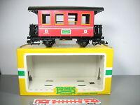AP82-2# Primus/LGB/Lehmann Spur G/DC 93007 Personenwagen 2. Klasse, NEUW+OVP