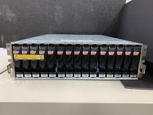 EMC VNX5300 900-567-002 STPE15 Disk Processor Enclosure W 15X 600GB SAS 2.5 HDDs