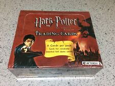 PANINI Harry Potter contact trading cards 2 X Display//48 Booster tierwesen