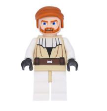 LEGO STAR WARS Obi-Wan Kenobi minifig sw0197 / Set 7753 9525 7676 7931 ....