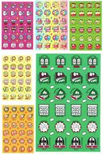 Scratch and Sniff Stickers - Favours - Rewards - Teachers - Scratch n Sniff