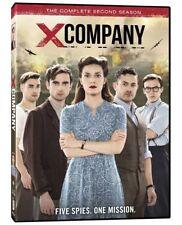 NEW - X Company - Season 2 (DVD English)