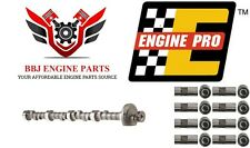 New Buick 430 455 V8 Engine Pro Flat Tappet Camshaft And Lifters Kit 1967 - 1976