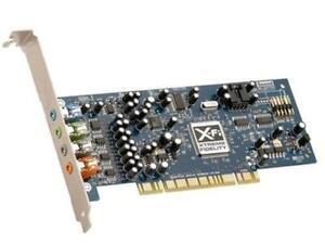 New Creative Labs Sound Blaster SB0790 X-Fi Xtreme PCI Audio Sound Card