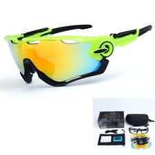 Lens Polarized Cycling Bicycle Sunglasses Jawbreaker Outdoor sports Goggles new