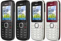 Nokia C1-01 Unlocked Camera Mobile Phone basic bar phone / FULL KIT