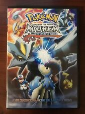 Pokemon the Movie: Kyurem vs. the Sword of Justice (DVD, 2013)