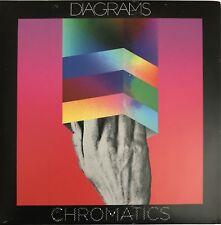 DIAGRAMS : CHROMATICS - [ CD ALBUM PROMO ]