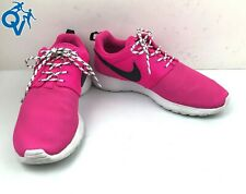 Nike Rosherun (Gs) Pink/Black/White Running Shoe Size: Us 6Y