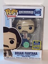Funko POP! Anchorman Brian Fantana Scented SDCC 2020 Shared Exclusive #949