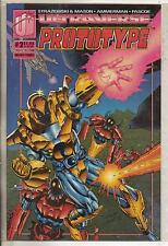 Malibu Comics Prototype #2 September 1993 VF+