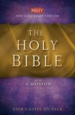 The Holy Bible: New King James Version (NKJV) by Unknown