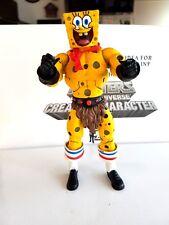 Motuc Custom Sponge Bob Master Of Universe Mattel
