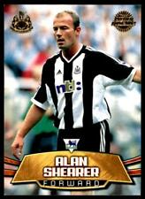 Topps Premier Gold 2002 - Newcastle United Alan Shearer - NU3