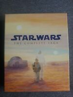 Star Wars: The Complete Saga (Blu-ray Disc, 2011, 9-Disc Set)