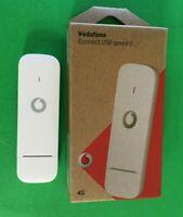 VODAFONE CHIAVETTA INTERNET USB MODEM K5160 SPEED 6 4G LTE WIRELESS BIANCO