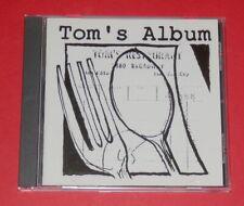 Tom's Album -- CD / Pop Sampler