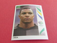 380 DIDA BRASIL BRESIL  PANINI FOOTBALL GERMANY 2006 WM FIFA WORLD
