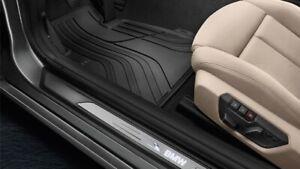 ORIGINAL BMW 3er E90 E91 E92 E93 Allwetter Fussmatten Gummimatten vorne 2311024
