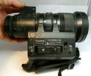 Fujinon S16x7 BRM-18B Lens Broadcast TV Zoom Z 7-112mm f1.4