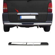 1999-2004 Mercedes VITO W638 Chrome Rear Trunk Tailgate Trim Cover S.STEEL