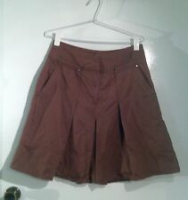 Zara Denim Machine Washable Skirts for Women