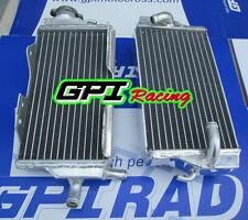 FOR Honda CR125/CR 125 R/CR125R 2-stroke 2000 2001 00 01 aluminum radiator