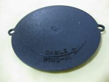 WARN 7582 Winch End Cap Cover Plate Replacement Part Repair 8274 M8274 Plastic