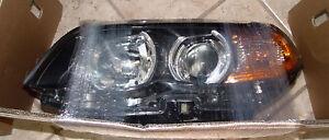 "BMW 04-06 E53 X5 OEM Xenon AHL ""White"" Headlight Pair"