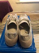 Adidas white Sl 72 size uk 11