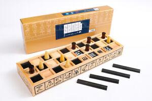 Senet - Das Brettspiel der Pharaonen, ein ägyptisches Würfelspiel, Familienspiel