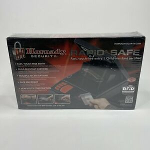 NIB Hornady Rapid Safe RFID Touch Free Access Technology Home Security Safe