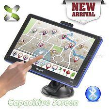 "7"" Inch Car&Truck GPS Navigation with Sunshade SAT NAV 8GB Bluetooth Navigator"