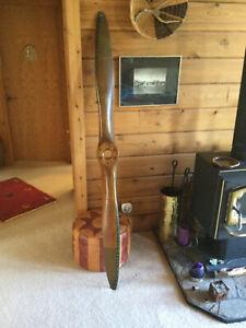 Vintage Sensenich Wooden Propeller