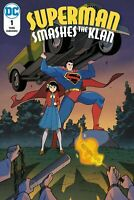 Superman Smashes the Klan #1 Main Cover DC Comics