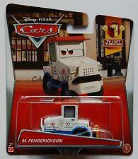 Disney Pixar Cars M. FENDERICKSON  1:55 New 2015