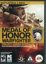 Medal of Honor Warfighter Project Honor Edition (PC DVD-ROM) Complete