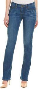 Spanx Womens Slim-X Sunkissed Slim Bootcut 25 Blue