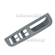 98-03 VW Passat B5 Front Left Window Switch Cover Cap / Trim Bezel Gray CH0007