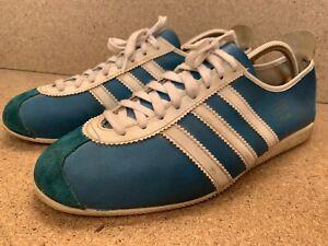 RARE Adidas PALMA Sneakers Made in Western Germany Vintage 1968 Sz UK 9.5| US 10
