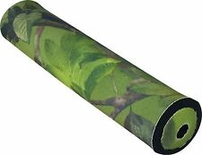 "Woodland Camouflage Neoprene Cloth Cover for 2"" Rifle Sound Moderator Silencer"