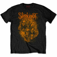 Official Slipknot T Shirt We Are Not Your Kind Orange Black Rock Metal Tee WANYK