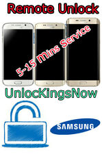 Remote Unlock Service Samsung A7 J1 J3 J5 J7 On5 S2 S3 S4 S5 S6 S7 Note 2 3 4 5