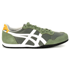 ASICS Onitsuka Tiger Serrano Vanilla/Spruce Green Sneakers 1183A237.301 NEW