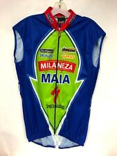 Milaneza Maia Pro Cycling Team Wind Vest by Inverse